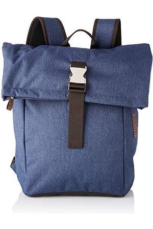 Bree Punch Style 93, Jeans Denim, B.p. M S19, Unisex Rugzak voor volwassenen, (Jeans Denim), 12x46x28 cm (B x H T)