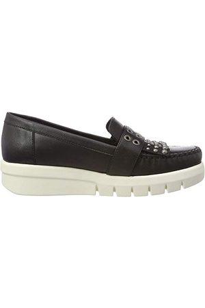 Geox D92CYC043BC, slipper Dames 38 EU