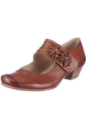 Caprice Dames Ballerina's - 9-9-24303-28, slipper dames 38.5 EU Weit