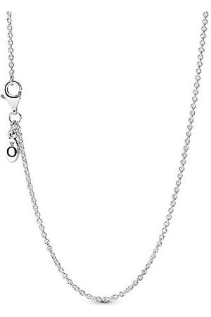 PANDORA Dames Kettingen - 590412-45 Classic Cable Chain ketting sterling