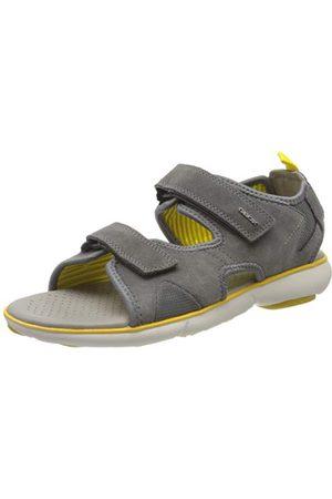 Geox Heren Sandalen - U926WB00022, Open teen sandalen Heren 38 EU