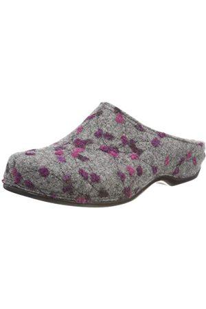 Berkemann Dames Pantoffels - 1028, pantoffels dames 40 EU