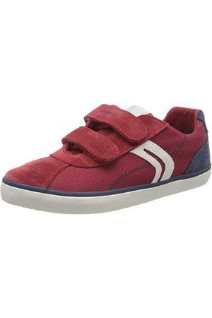 Geox J82A7I01022, Lage Top Sneakers voor jongens 19 EU
