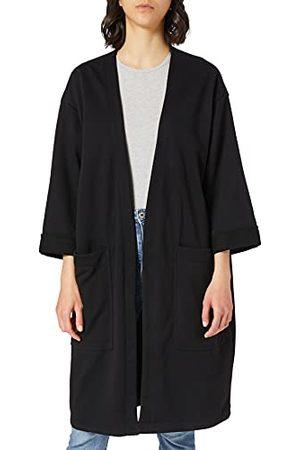 Urban classics Dames Sweaters - Oversized terry cardigan voor dames en dames.