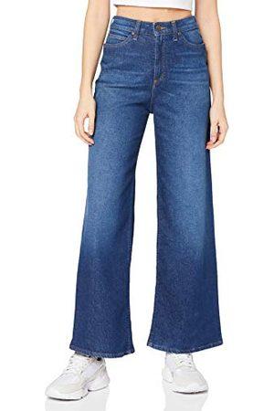 Lee A Line Flare jeans voor dames.