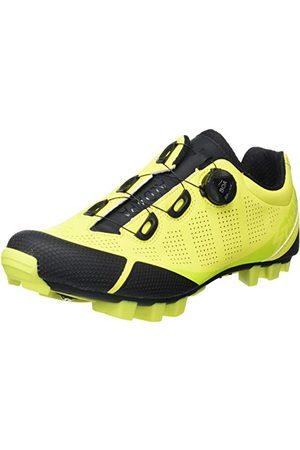 Spiuk Heren Outdoorschoenen - MTB-schoenen ALDAPA, voor volwassenen, uniseks, neongeel, mat, maat 46