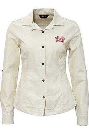 Queen Kerosin Dames Blouses - Dames Motor Queen blouse