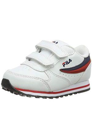 Fila 1011080-01, Sneaker Unisex-Kind 25 EU