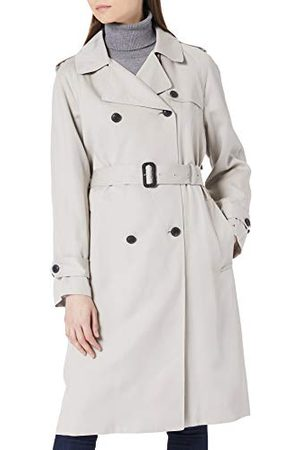 Tommy Hilfiger Db Lyocell Fluid Trenchcoat voor dames