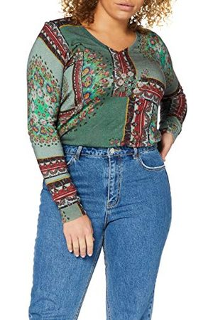 Desigual Dames Jers_Dundee Pullover Sweater