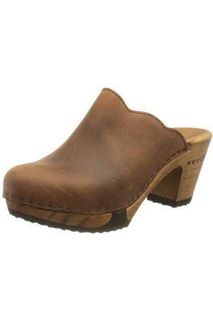 Woody 20270, Houten schoenen. Dames 41 EU