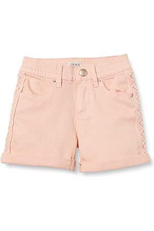 IKKS Shorts van denim, , poederkleurig.