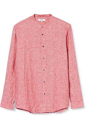 FIND Amazon-merk - vind. Linnen shirt met lange mouwen, , S, Label:S
