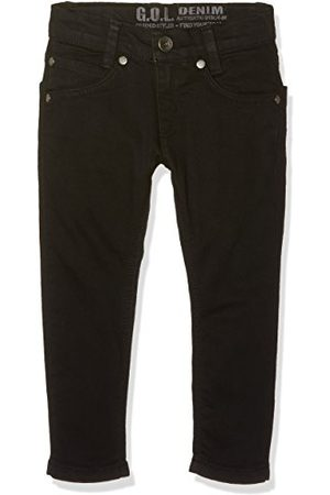Gol Jongens buisvormige jeans, Regularfit jeansbroek