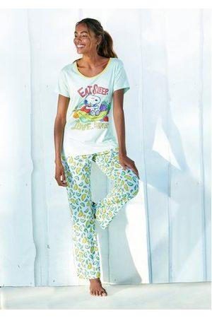 Peanuts Dames Pyjama's - Pyjama in een zachte katoenkwaliteit