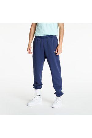 Nike Sportswear Club Fleece Men's Pants Midnight Navy/ Midnight Navy/ White