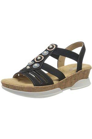 Rieker V7771, dichte sandalen Dames 41 EU