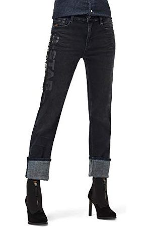 G-Star Dames Noxer High Waist Straight Jeans