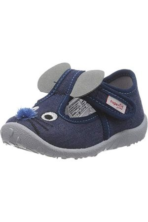 Superfit 1009249, Pantoffels baby's (jongetjes) 25 EU