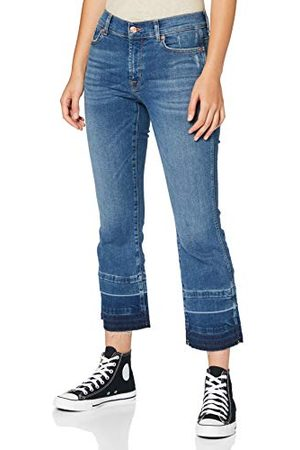 7 for all Mankind Dames Bootcut Jeans