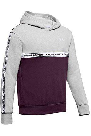 Under Armour Jongens Sweatshirt met capuchon Ua Sportstyle Fleece-Hoodie, , YMD