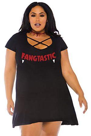 Leg Avenue Fangtastic Jersey jurk kostuum accessoires