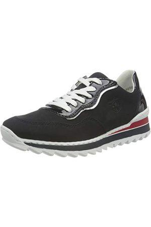 Rieker M6920, Sneaker Dames 39 EU
