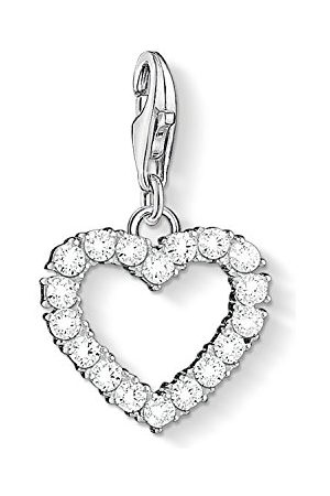 Thomas Sabo Dameshanger romantisch hart 925 sterling zilver 1482-051-14
