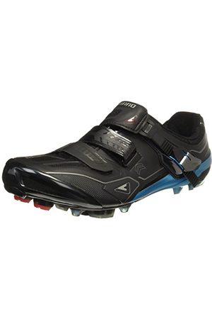 Shimano Fietsschoenen voor volwassenen MTB fietsschoenen SH-XC90L GR. 43 breed SPD klittenband/ratel CF, meerkleurig