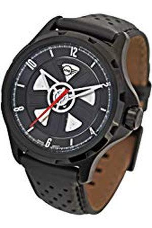 Boden Mini Unisex volwassen analoge klassieke quartz horloge met lederen band 161104