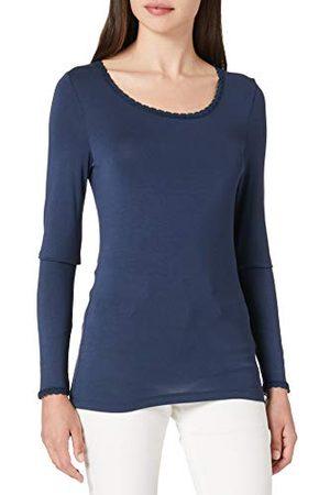 Noa Noa Noa Noos Basic Lace shirt met lange mouwen voor dames