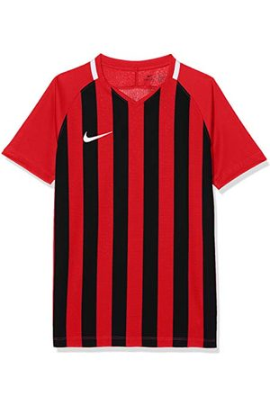 Nike Jongens gestreept Division II Jersey Ss T-shirt