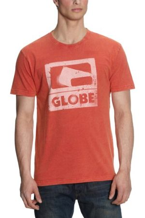 Globe Corroded Mineral Wash T-shirt, heren, , maat S