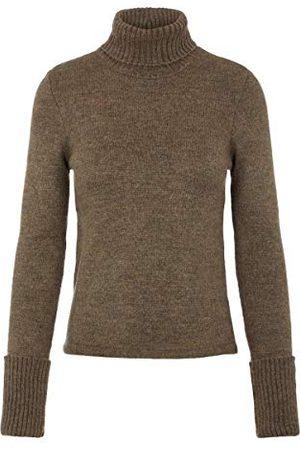 Pieces Pcrea Ls Rollneck Knit Pullover voor dames