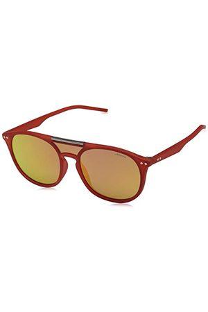 Polaroid Unisex volwassenen PLD-6023-S-15J-OZ zonnebril, (rojo), 99