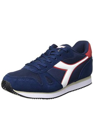 Diadora Sneakers Simple Run voor mannen, C8815 Insignia Iris, 44.5 EU