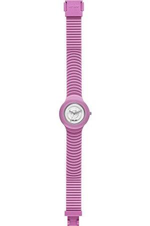 Hip Dames analoog kwarts horloge met siliconen armband HWU0517