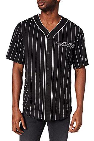 Build Your Brand Herenshirt Starter Baseball Jersey Bowlinghemd