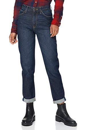 Lee Mom Straight Jeans voor dames