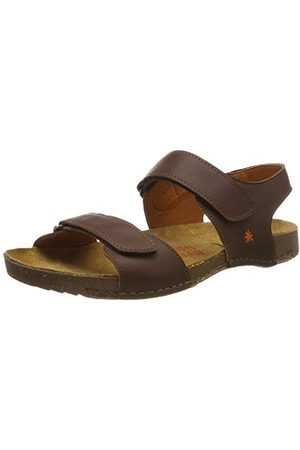 Art 1004 Grass Brown/I Breathe sandalen voor dames