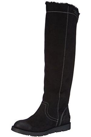 s.Oliver 5-5-26620-33, korte pull-on-laarzen dames 39 EU