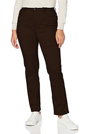 Brax Dames Style Carola Blue Planet Duurzame 5-Pocket Jeans Straight Fit