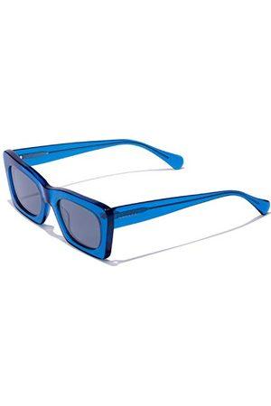 Hawkers Unisex volwassenen Paula Echevarría x Electric Blue Lauper zonnebril, (Azul), 51,0