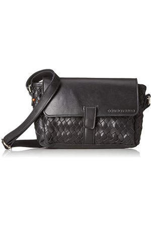 Cowboysbag Dames Bag Hardly Tote, (Black), 9x9x9 cm