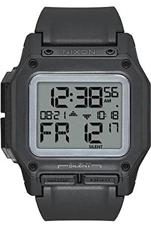 Nixon Digitaal LCD-digitaal modulehorloge met kunststof armband A1180867-00
