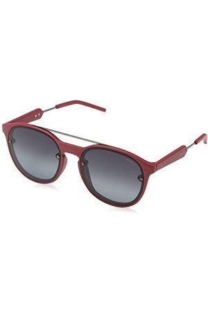 Polaroid PLD 6020/S WJ TN6 55 zonnebril (Red Ruth/Grey Sf Pz), unisex volwassenen