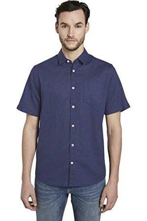 TOM TAILOR Ray Linen katoenen overhemd voor heren