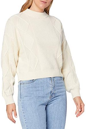 Wrangler Dames Cable Knit Sweater