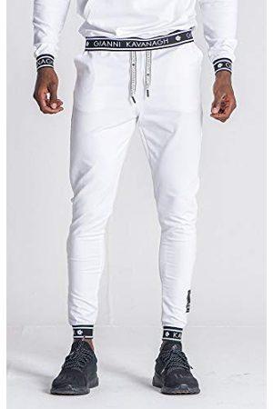 Gianni Kavanagh White ID Joggers Track broek voor heren