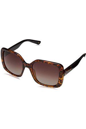 Polaroid Dames PLD 4072/S zonnebril, meerkleurig (Dkhavana), 55